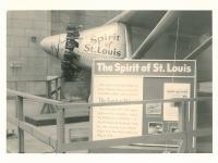 Chicago, 435 North Michigan Avenue, Tribune Tower, Spirit of Saint Louis - 212