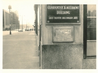 Chicago, Guarantee & accident building, 360 N Michigan Ave - 155