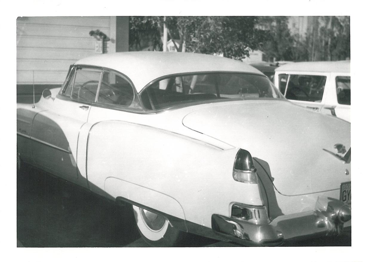 Los Angeles, MGM Studios, Cadillac von Robert Taylor - 011