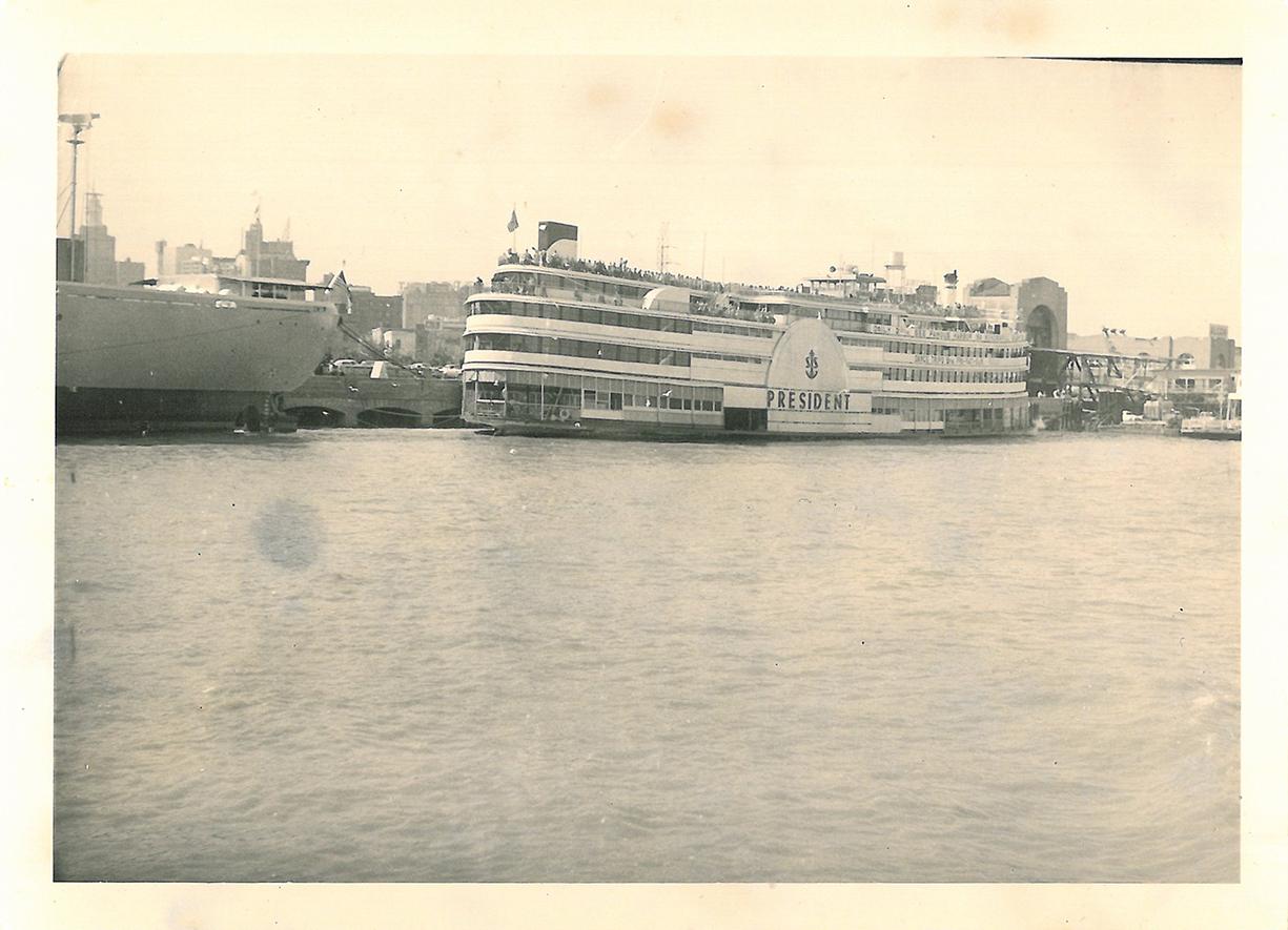 New Orleans, Ausflugsschiff - 189