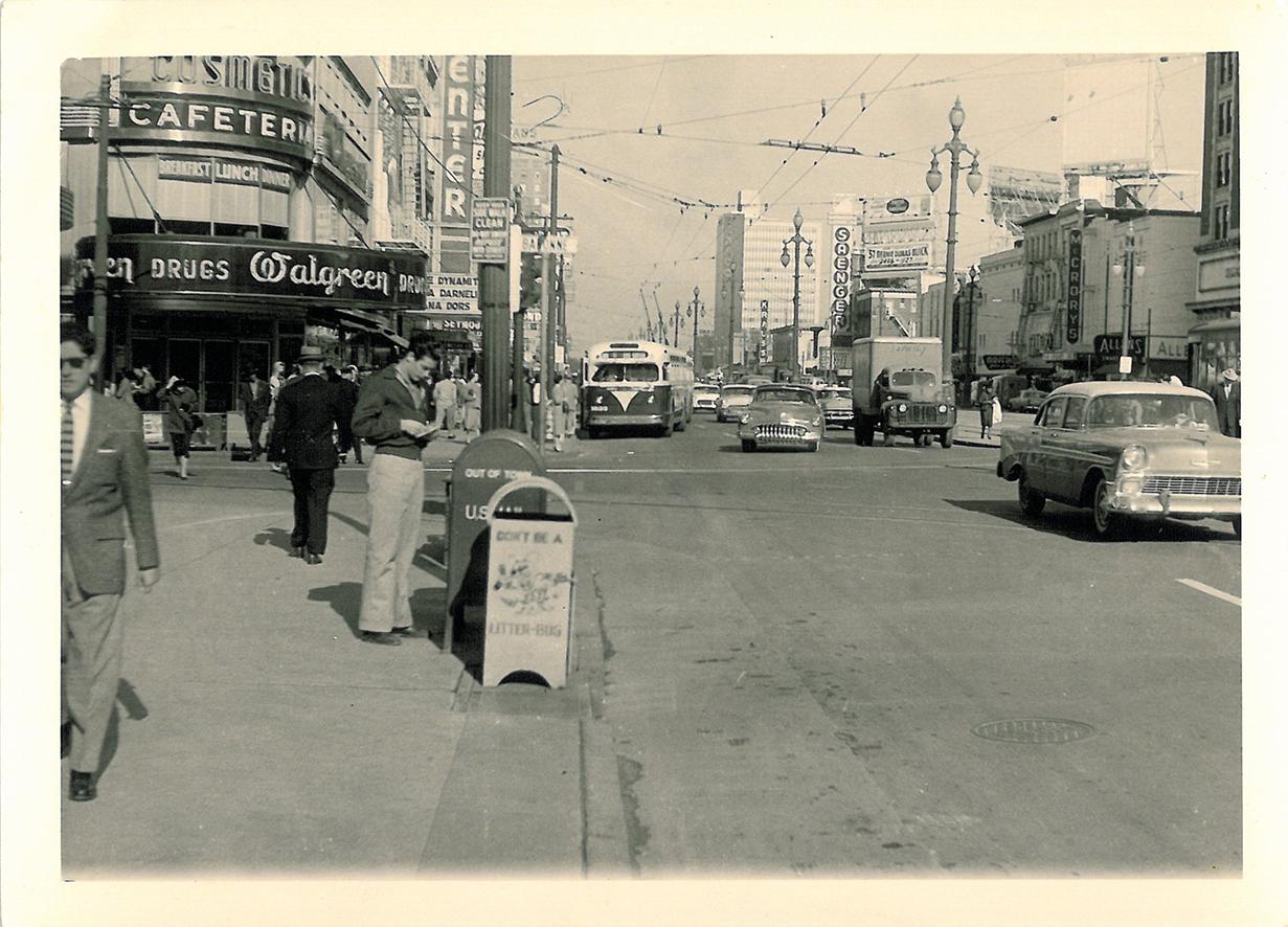 New Orleans, Canal Street, Baronne Street, Walgreen - 168