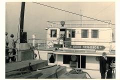 New Orleans, Hafengesellschaft Good Neighbor - 065