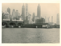 New York, Docks, vom Hudson - 202