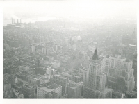 New York, vom Empire State Building - 205