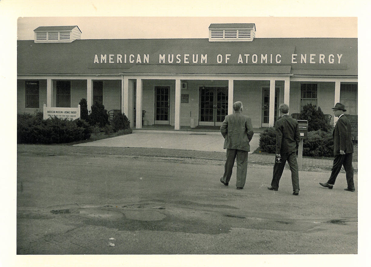 Oak Ridge, American Museum of Atomic Energy - 118