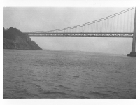 San Francisco, Golden Gate Bridge, Ostufer - 162