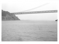 San Francisco, Golden Gate Bridge, Ostufer - 164