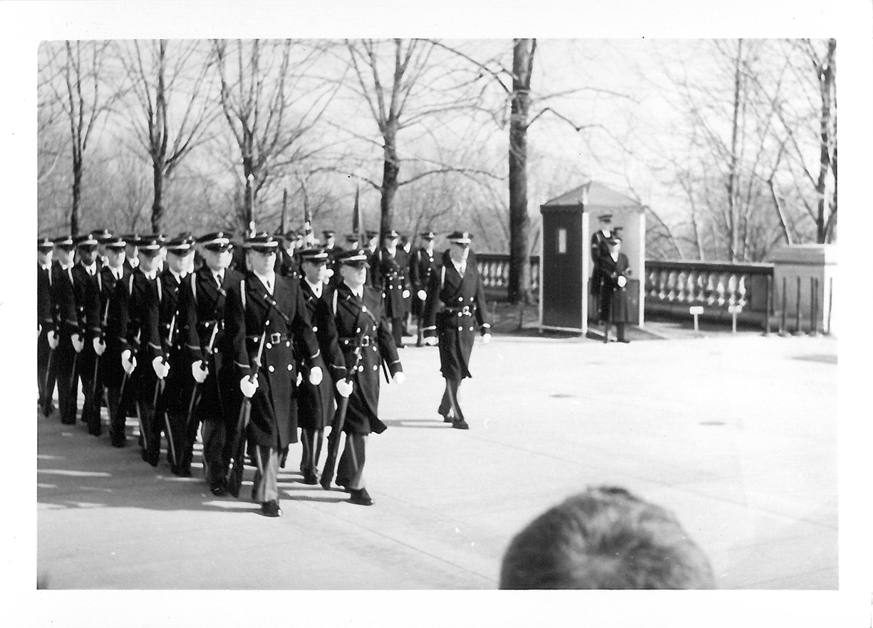 Washington, Arlington, Grabmal des unbekannten Soldaten - 159