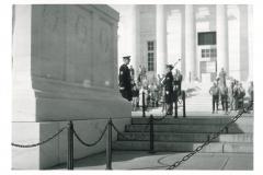 Washington, Arlington, Grabmal des unbekannten Soldaten - 003