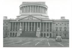 Washington, Capitol von Supreme Court - 153