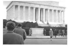 Washington, Lincoln Memorial - 081