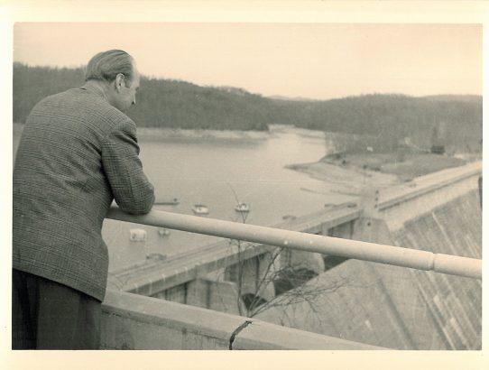 Rückklick VIII - Norris Staudamm bei Knoxville