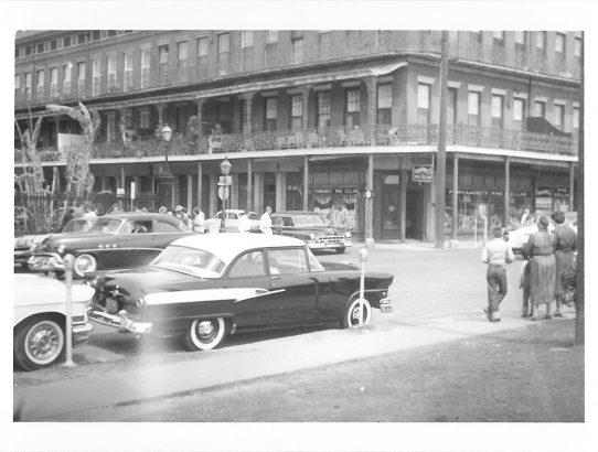 Rückklick XI - Jackson Square in New Orleans