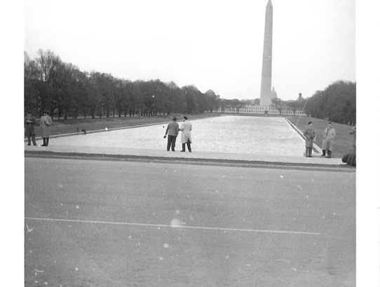 Rückklick III - Washington Monument in Washington, D.C.