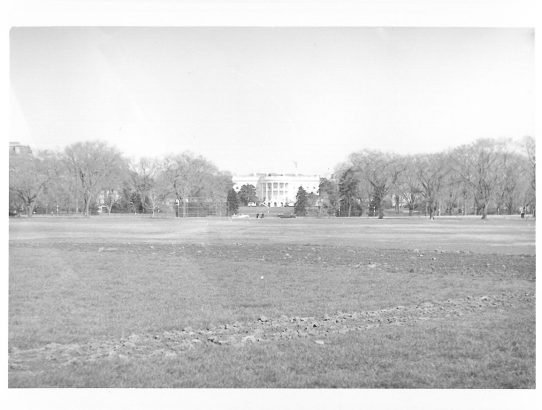 Rückklick IV - White House in Washington, D.C.