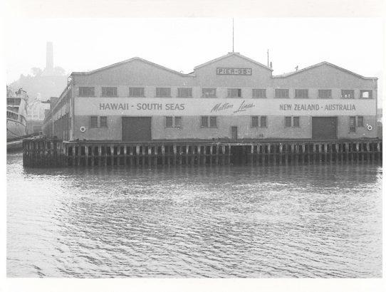 Rückklick XVII: Pier 35, San Francisco
