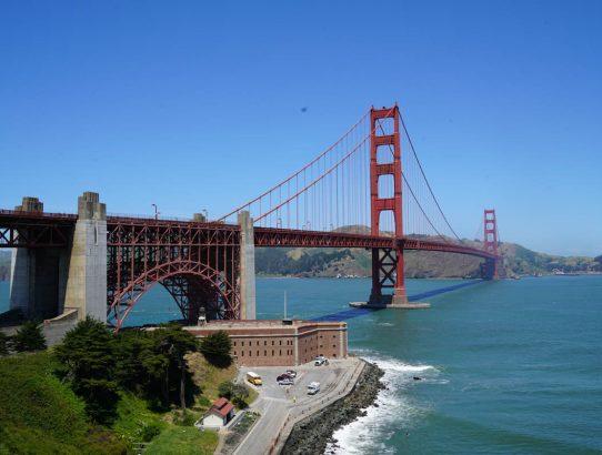 Schönste große Stadt in Kalifornien
