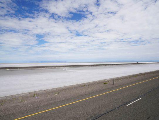 Richtung Yellowstone - Von Kettenalarm, Salzödnis und großen Ranches