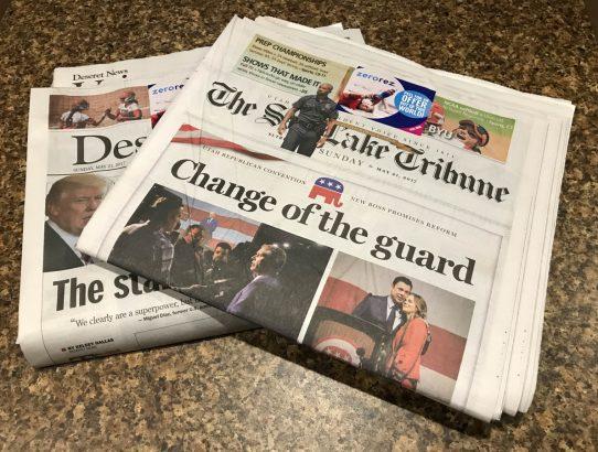 Sonntagszeitungen