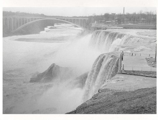 Rückklick XXIV: Niagara-Fälle